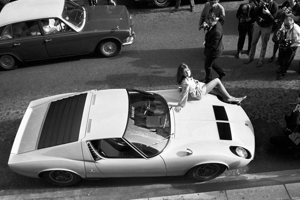 1967 - Lamborghini Miura P400