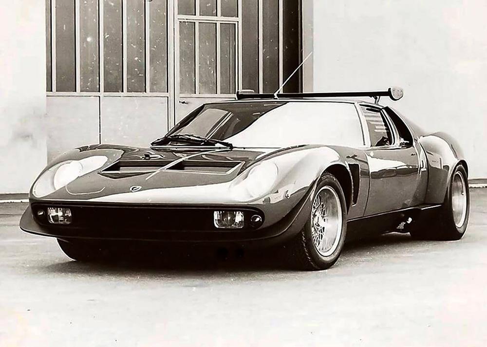 1968 - Lamborghini Miura P400 S