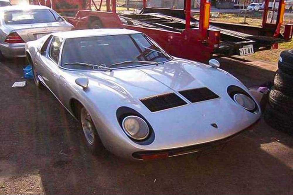 1971 - Lamborghini Miura P400 S