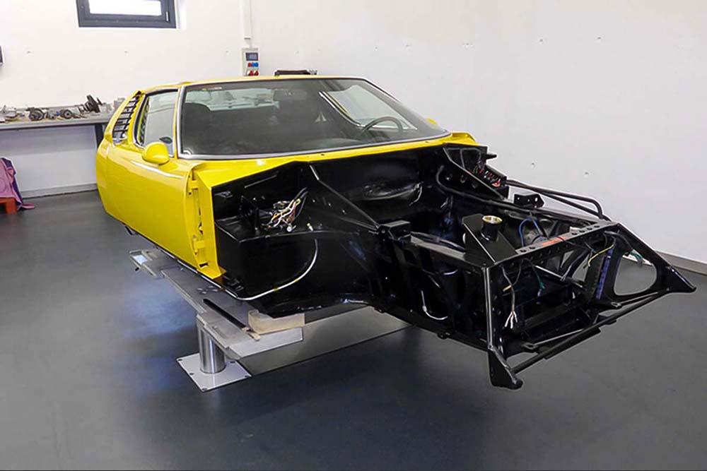 1972 - Lamborghini Miura P400 SV